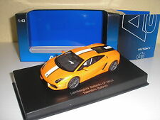 Lamborghini Gallardo LP 550-2 Valentino Balboni orange in 1:43 v.Autoart