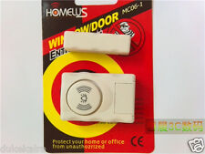 Wireless Door Security burglar sensor alarm WITH MAGNETIC SENSOR for Home Office