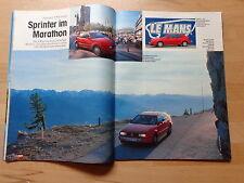 Auto Zeitung 91/10 VW Corrado - Lotus Elan SE Turbo