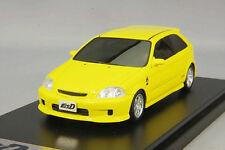 1/43 Hi-Story Modelers Honda Civic EK9 Initial D Daiki Ninomiya MD43217