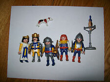 Playmobil 3268 Knights empire castle 3268 figures  lot