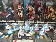B-Sieged Kickstarter Exclusive Heroes Mega Bundle, all characters! (Board Games)