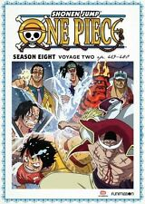 ONE PIECE - SEASON EIGHT, VOYAGE TWO - DVD - Region 1 - Sealed