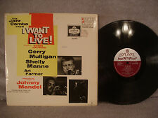 The Jazz Combo From I Want To Live!, Soundtrack, London LTZ-T.15161, 1958, Jazz