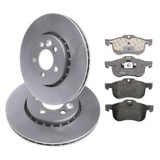 Pagid Front Brake Kit (284mm Vented/ATE System) Discs & Pads - Rover 75 & MG ZT