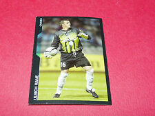 82 ULRICH RAME GIRONDINS BORDEAUX PANINI FOOTBALL SUPER FOOT 2005 2006