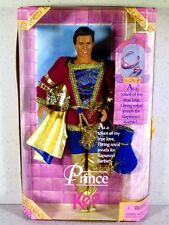 NIB BARBIE DOLL 1997 PRINCE KEN