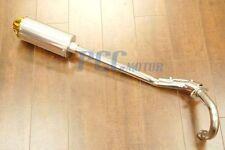 MUFFLER PIPE XR50 CRF50 50 107 125cc SDG SSR U EX04