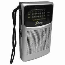 Orbit® AM FM 2 Band Radio Receiver VI-S14