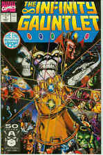 Infinity Gauntlet # 1 (of 6) (George Perez, 52 pages) (USA, 1991)