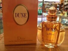 DUNE CHRISTIAN DIOR PERFUME EDT 3.4 OZ / 100 ML SPRAY WOMEN NIB SEALED BOX
