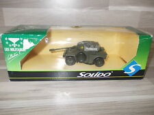 Solido N° 6025 die cast - Panhard AML 90 Flandre - Mint in box