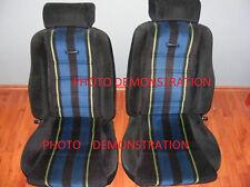 BMW ALPINA 2x front seat SEATS e9 e12 e21 e23 e24 e28 e30 euro RARE B6 3.5 C3 B7
