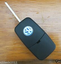 VW Remote Controller / Flip Key- Entry Clicker/Alarm/Trunk Opener Fit Volkswagon