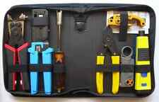Platinum Tools Pro Twisted Pair & Coaxial Tool Kit P/N 90124