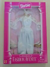 Barbie Wedding w White Lace Sleeves Bridal Fashion Avenue Clothes NRFB 15897