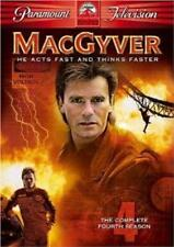 Macgyver - The Complete Fourth Season Dvd*New*