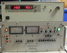 Agilent HP 6032A Variable DC Power Supply 0-60V / 0-50A, 1000W - Load Tested