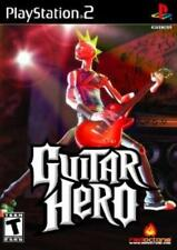 PlayStation2 Guitar Hero (Game Only) VideoGames