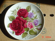 Kaiser Collectors Plate Rose Roses Flower Plate