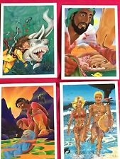 1989 Killer Cards Set of 45 Trading Cards- 2nd Series-NM