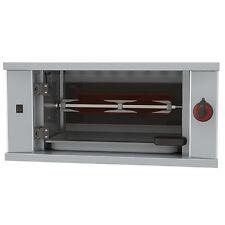 5305/CN Gastronomie Gas Hähnchengrill Maschine 1 Spieß für 3 Hähnchengrill Gäret