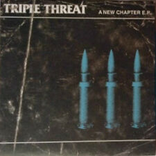 Triple Threat - A New Chapter CD MOUTHPIECE