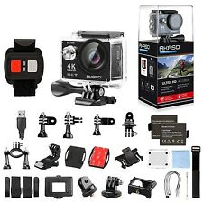 EK7000 12MP Ultra HD 4K Waterproof Action Camcorder Sports DV Camera Car Cam NIB