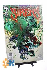 Gotham City Sirens #15 DC Comics October 2010 VF-VF
