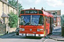 London Transport LS50 KJD550P 6x4 Bus Photo Ref L130