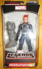 "Marvel Legends Infinite Series GHOST RIDER 6"" Figure SPIDERMAN HIRE BAF RHINO"