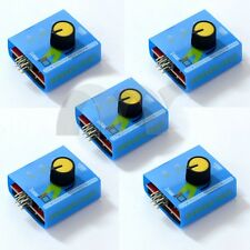 5x Adjustment Steering Gear Tester CCPM 3-Mode ESC Servo Motor for RC Helicopter