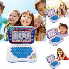 Electronic Baby Kids Children Learn English Machine Laptop Computer Toy Eduation