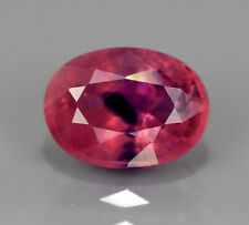 1.21 CT OVAL PINK/BLUE SAPPHIRE, NATURAL, UNHEATED/UNTREATED, WINZA, TANZANIA