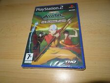 New Sealed Avatar The Legend Of Aang Burning Earth PAL Playstation 2 PS2