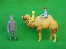 BRITAINS ZOO COLLECTION,    TAYLOR & BARRATT CAMEL RIDE, 1960's
