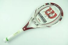 *NEU*WILSON FIVE Lite 103 Tennisschläger besaitet L2 = 4 1/4 249g light new