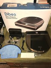 Dibea D900 Robotic Vacuum Cleaner with Wet/Dry Mopping Auto Charging Hepa Filter