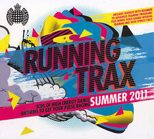 MINISTRY OF SOUND-RUNNING TRAX SUMMER 2011 / VARIOUS ARTISTS - 3 CD SET