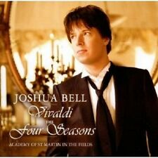 "JOSHUA BELL ""THE FOUR SEASONS"" CD NEUWARE"