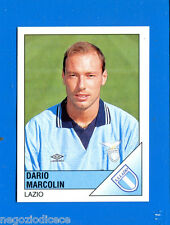 CALCIATORI PANINI 1995-96 Figurina-Sticker n. 146 - MARCOLIN - LAZIO -New