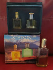 STETSON GIFT SET: STETSON+COUNTRY AFTER SHAVE PLUS STETSON 2.5oz SPLASH COLOGNE