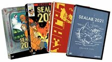 Sealab 2021 Complete DVD Set Collection Season 1 2 3 4 Lot TV Episode Series Box