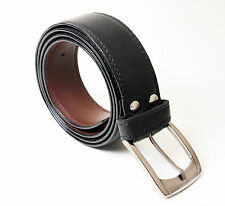 Men's Semi Formal Belt Black color with Free Sunglass worth Rs.199/-
