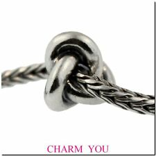 AUTHENTIC  TROLLBEADS 11447 Trefoil Knot