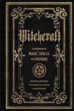 Witchcraft: A Handbook of Magic Spells and Potions, Greywolf, Anastasia