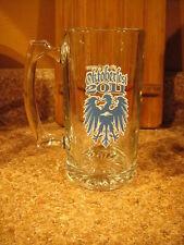 Oktoberfest Phoenix Rising 2011 Not Pint Beer Glass Mug Stein Flying Saucer