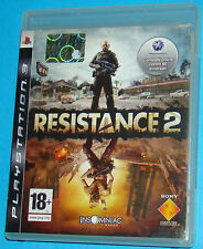 Resistance 2 - Sony Playstation 3 PS3 - PAL