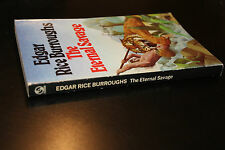 (64) The eternal savage / Edgar Rice Burroughs / Tandem book