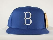 BROOKLYN DODGERS MLB ADULT ONE SIZE SNAPBACK CAP HAT BY AMERICAN NEEDLE D129